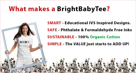 What makes a BrightBabyTee?